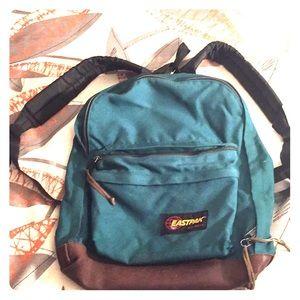 Green east pack bag